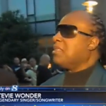 Stevie Wonder plays small Portland Benefit
